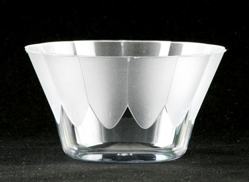 100 eis dessertschalen 400ml rund glasklar 12199. Black Bedroom Furniture Sets. Home Design Ideas