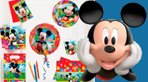 Disney Mickey Party Time