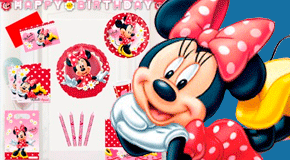 Minnie & Daisies