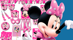 Disney Minnie Mouse pink