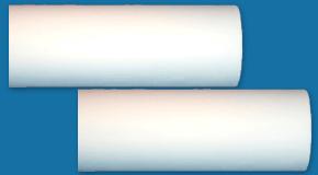 Tischdecken uni aus Airlaid auf Rolle
