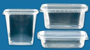 Feinkostbecher und Verpackungsbecher